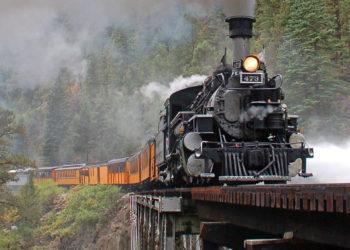 Trains & Parks of Colorado